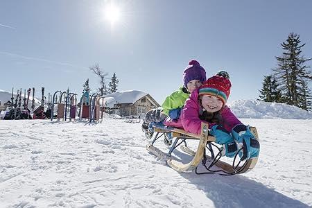 Alleenstaande ouder vakanties naar de wintersport